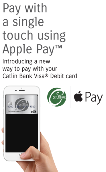 Catlin Bank - Apple Pay
