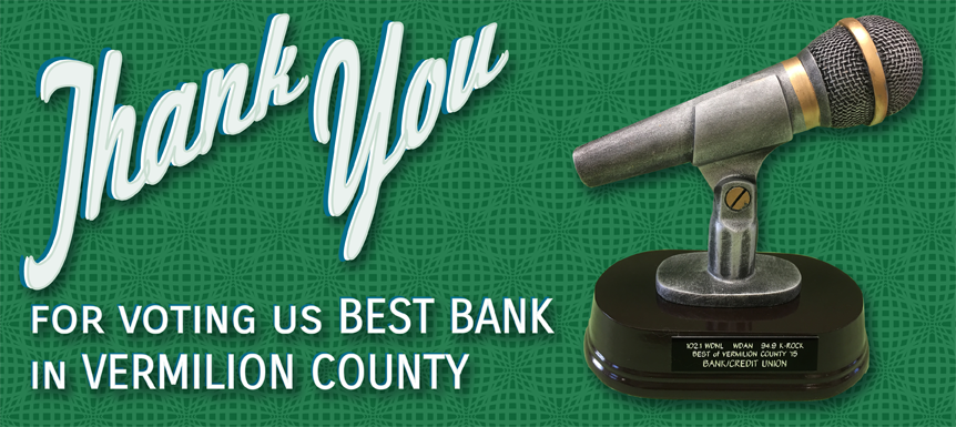 Catlin Bank - Voted Best Bank in Vermilion County